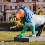 Bournemouth Lion 32 of 50