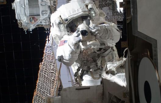Space shuttle Endeavour final mission