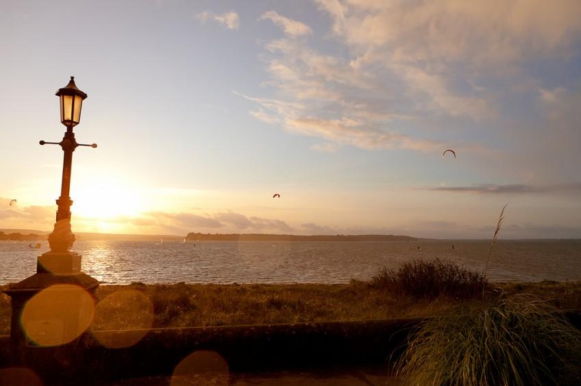 Sandbanks sunshine