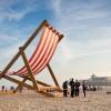 World's largest deckchair