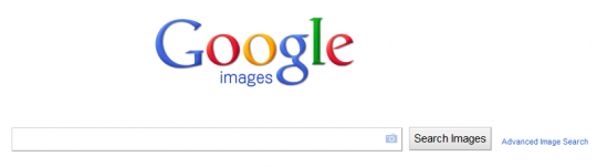 Google Image Search screen shot