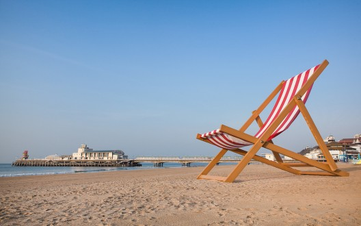World's largest deckchair by Mark J P