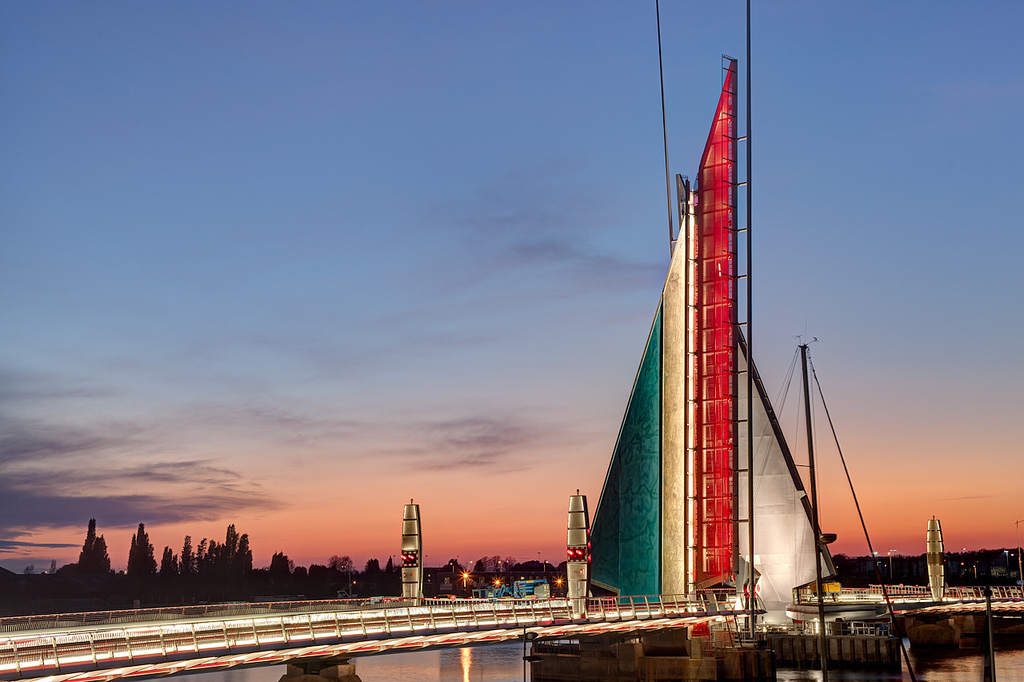 Twin sails   Mark's Photo Blog